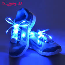 wholesale cool luminous led shoelaces fashion light up