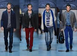 Fall Winter 2013 Trends For Men