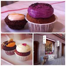 We Couldnt Leave Stockholm Without Another Visit To Cupcake STHLM This Time For Some Full Size Treats Clockwise From The Right Had