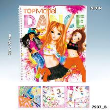 Album Coloriage TOPModel Flamingo Achat Vente Livre De