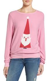 christmas ready 9 holiday sweaters from wildfox
