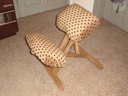 Swedish Kneeling Chair Amazon by How To Make A Kneeling Chair Handyman Tips