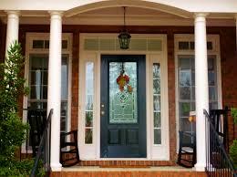 front door lighting ideas with outdoor light fixture for colonial