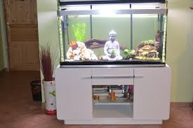 avis sur aquarium osaka 320 310l blanc glossy white avec meuble