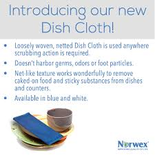How to Care for Your Norwex Kitchen Cloth