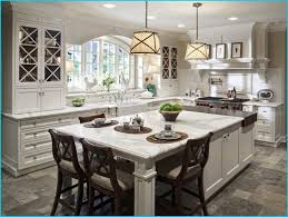 Kitchen Island With Seating Farmhouse Lighting Fixtures Freestanding Tub Shower