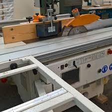 used refurbished scm mini max cu 410 k combination machine new