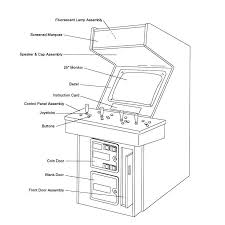 Arcade Cabinet Plans 32 Lcd by 19 Best Arcade Cabinet Images On Pinterest Cabinets Cut Outs