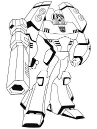 Dessin De Coloriage Transformers à Imprimer CP26395