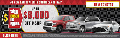 Toyota New & Used Car Dealer - Serving Charleston & Summerville, SC ... Carvana Brings The New Way To Buy A Car Historical Streets Of Bearded Dogs Food Truck Is Now Sling Gourmet Dogs At Brewery 2016 Chevrolet Malibu Limited Ltz Dealer In Charleston 2018 2019 Used Bmw Dealer Sc Serving North Trucks Sc Luxury Jeep Wrangler Unlimited Sahara For Enterprise Sales Cars Suvs Certified 2011 Gmc Sierra 1500 Sle Crew Cab Pickup Near Ravenel Ford Inc Vehicles For Sale 29470 Toyota Specials South Sale By Owner In Regular Used Every Day Carolina Often Get Gistered 2004 F150 Fx2 Truck Review And Cdition Report