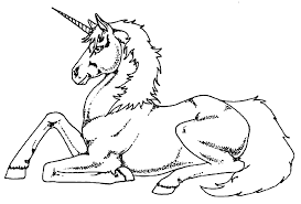 Fancy Unicorn Coloring Sheet 96 About Remodel Line Drawings With