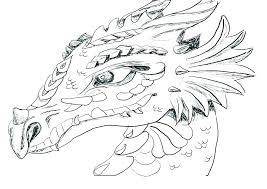 Free Fire Breathing Dragon Coloring Pages Printable For Kids Color
