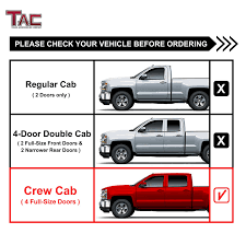 Amazon.com: TAC Side Steps For 2001-2018 Chevy Silverado / GMC ... Are Truck Bed Lighting For Those Who Work From Dawn To Dusk 2018 Frontier Accsories Nissan Usa Top 25 Bolton Airaid Air Filters Truckin Ultimate Car Alburque Nm Dodge Truck Accsories 2016 2015 Chrome Mr Kustom Auto And Customizing Advantage 20217 Rzatop Trifold Tonneau Cover And At Tintmastemotsportscom Best Campers Bed Liners Covers In San Antonio Tx Jesse 8 Of The Ford F150 Upgrades Western Star Shop Discount Parts Parts
