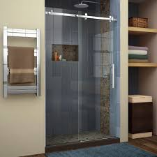 Bypass/Sliding - Shower Doors - Showers - The Home Depot Shower Doors California Door Sliding Barn For Bathroom Bathrooms Design Privacy How To Install Realie Froster Doorssliding 19 Enclosures Enigma Asusparapc Aston Langham 60 In X 75 Frameless Oil Style Hdware The Good Size Levity Showering Kohler Enclose Your With Cool As Glass Tub Lock Systems Gridscape Series Coastal