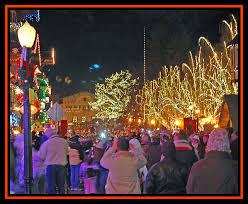 Tree Lighting Ceremony a photo from Washington West