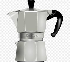 Coffeemaker Cappuccino Moka Pot Cafe