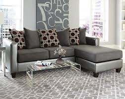 Charming Ideas Diamond Furniture Living Room Sets Lofty Design Outstanding Silver Living Room Furniture Using Sectional Sofa Bed