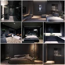 100 Minimalist Loft Dark Moody Minimalist Loft Apartment Idea AvakinOfficial