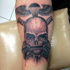Recon Tattoo Marine Corps Pictures To Pin On Pinterest