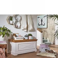 truhe wz 0133 weiß kiefer massiv eiche kiste flur wohnzimmer schlafzimmer
