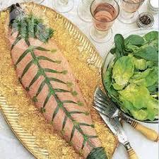 comment cuisiner un saumon entier recette saumon froid en gelée toutes les recettes allrecipes