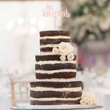 Chocolate Wedding Cakes 19 Delicious Creations