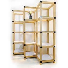 Portable Repeatedly Deatchable Cardboard Display Stand Paper Racks