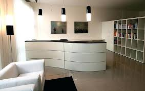 Office Reception Area Ideas Interior Design For With White Desk Furniture And
