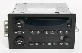 100 Truck Stereo Chevy GMC 20032005 Factory OEM Radio AM FM CD Player Part