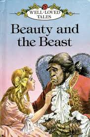 BEAUTY AND THE BEAST ALadybird Book Well Loved Tales Series 606d Gloss Hardback