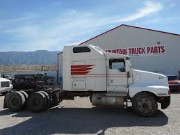1995 Kenworth T600 Sleeper Truck For Sale - Farr West, UT | Rocky ... Mack Truck Parts For Sale 19genuine Us Military Trucks Truck Parts On Down Sizing B Chevrolet For Sale Favorite 86 Chevy Intertional Michigan Stocklot Uaestock Offers Global Stocks 2002 Ford F550 Tpi Western Star Shop Discount Truck Parts Accsories 1941 Kb5 Rat Rod Or 402 Diesel Trucks And Sale Home Facebook Century Equipment Movie Studio 1947 Gmc Pickup Brothers Classic