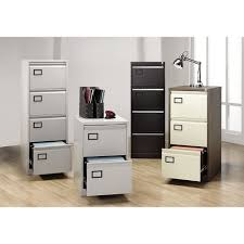 Bisley Filing Cabinet Accessories by Bisley 3 Drawer Foolscap Filing Cabinet Grey Staples