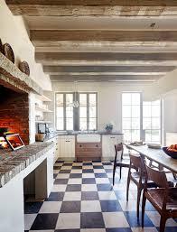 manufacturer of black and white floor tile
