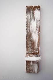 Reclaimed Wood Shelves Diy by Reclaimed Wood Wall Shelf