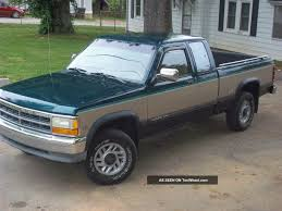1993 Dodge Dakota Photos, Informations, Articles - BestCarMag.com