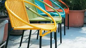 Metal Outdoor Furniture for All Decoration Styles 08