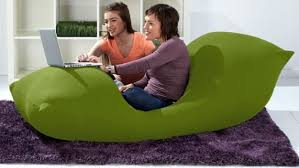 yogibo bean bags make your apartment instantly feel like an