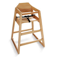 Child High Chair For Restaurant, Cafeteria, Community, Camping
