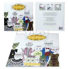 New Fashion Secret Garden Cat Park Adults Kids Graffiti Coloring Books GitfsChina