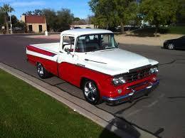 100 1959 Dodge Truck D100 Sweptside