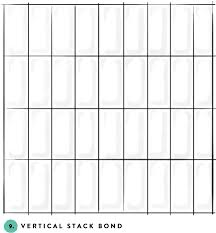 what s your favorite subway tile pattern 9 vertical stack bond