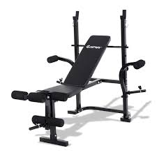 Buy Goplus Adjustable Sit Up AB Incline Abs Bench Flat Fly Weight