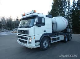100 High Trucks Volvo Fm9 6x2R Rear_concrete Trucks Year Of Mnftr 2006 Pre
