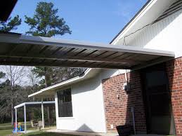 Awnings: Lufkin, Tx | Gallups Custom Aluminum Carports Steel Carport Kits Do Yourself Shade Alinum Diy Patio Cover Designs Outdoor Awesome Roof Porch Awnings How To Ideas Magnificent Backyard Overhang How To Build Awning Over Door If The Awning Plans Plans For Wood Kit Menards Portable Coast Covers Door Front Doors Beautiful Best Idea Metal Building Prices Garage Shed Pergola 6 Why