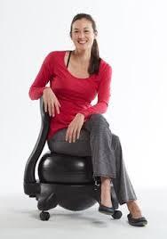 Gaiam Classic Balance Ball Chair Charcoal by Amazonsmile Gaiam Balance Ball Chair Blue Exercise Balls