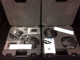 100 Truck Speakers CLIFF DESIGNS COMPLETE SET OF COMPETITION SPEAKERS