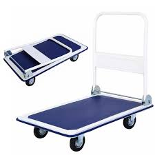 Amazon.com : FCH Platform Truck Handy Cart Fordable Hand Trolley ... Best Hand Trucks Reviews Fdingtopcom Magliner 500 Lbs Capacity Gemini Jr Convertible Truck Dolly 10 Alinum With 2017 Research Magna Cart Flatform Folding Lowes Canada Magna Cart Collapsible Personal Ideal 150lb Steel Ebay Lweight Dollyluggage Top In 2018 Elite 200 Lb Walmartcom Tool 330lbs Platform Heavy Duty