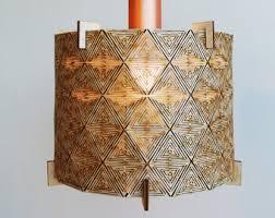 Laser Cut Lamp Shade by Lamp Shades Etsy Hk