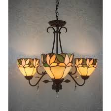 Stained Glass Light Fixtures Dining Room U2013 Appuesta In Tiffany Style