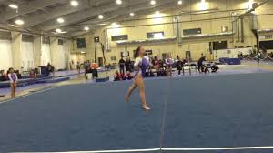 Dominique Moceanu Floor Routine by Level 8 Floor By Sophie Stern Youtube